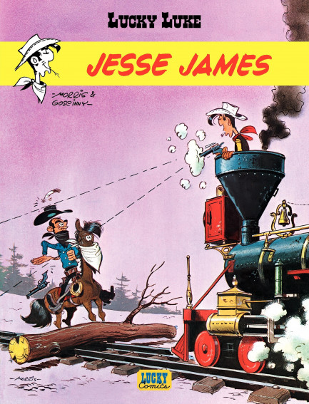 Lucky Luke (Lucky Comics) Jesse James