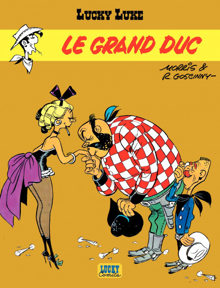 Lucky Luke (Lucky Comics) Le Grand duc