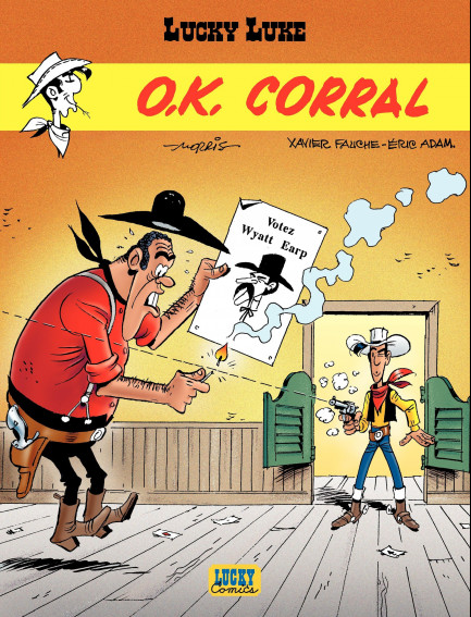 Lucky Luke (Lucky Comics) O.K. Corral