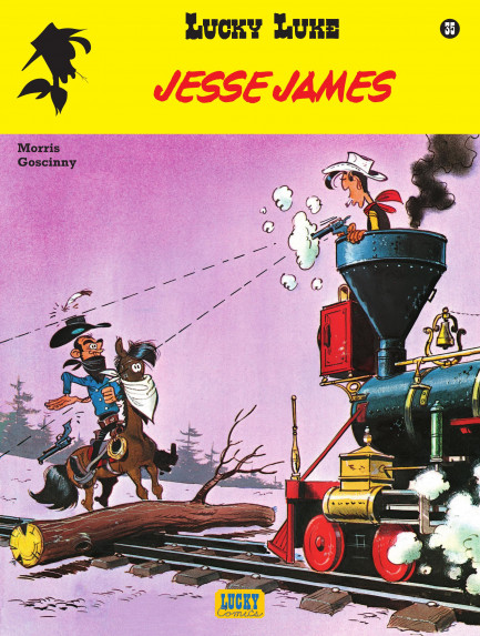 Lucky Luke Jesse James