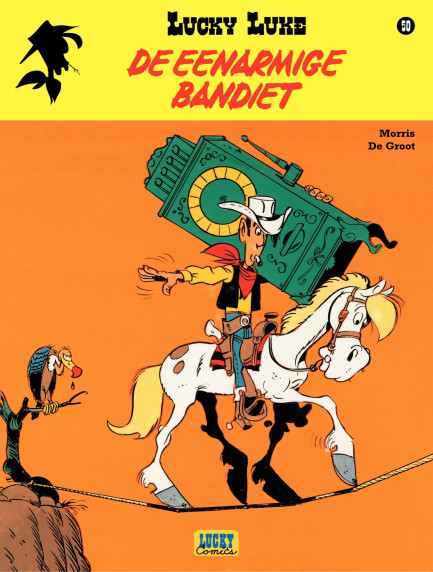 Lucky Luke New Look De éénarmige bandiet