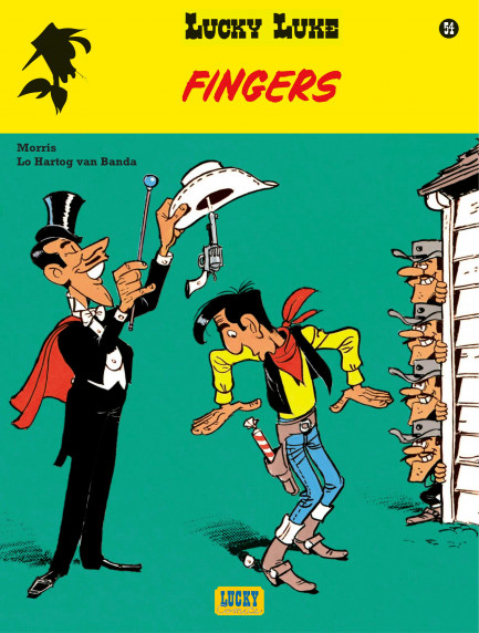 Lucky Luke Fingers