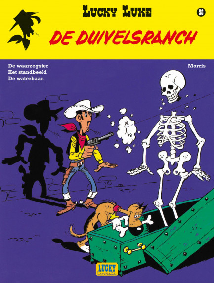 Lucky Luke De duivelsranch