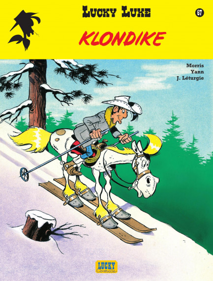 Lucky Luke New Look Klondike