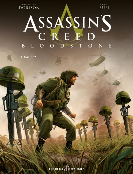 Assassin's Creed Bloodstone Assassin's Creed Bloodstone - Tome 1/2 - Bloodstone