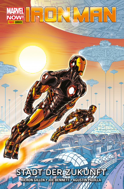 Marvel NOW! PB Iron Man Marvel NOW! PB Iron Man 4 - Stadt der Zukunft