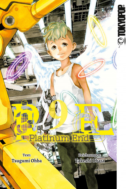 Platinum End Platinum End 09