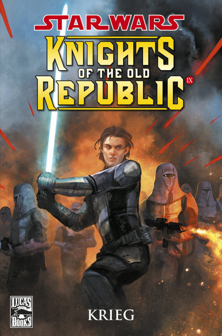 Star Wars Sonderband Star Wars Sonderband 71: Knights of the Old Republic - Krieg