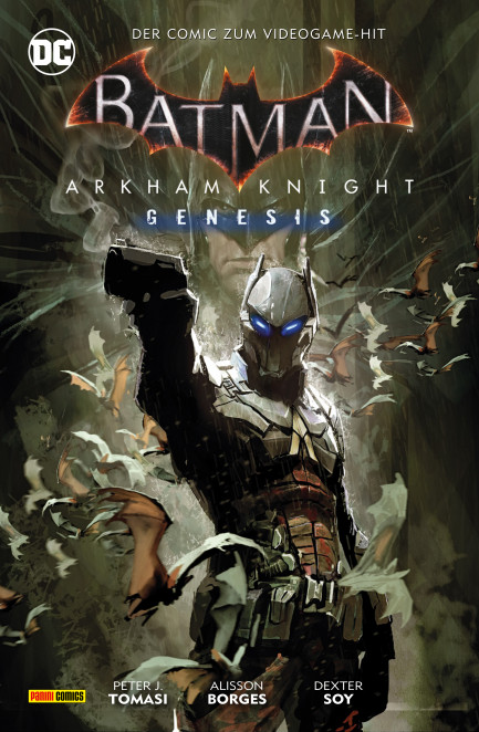 Batman: Arkham Knight Genesis Batman: Arkham Knight Genesis