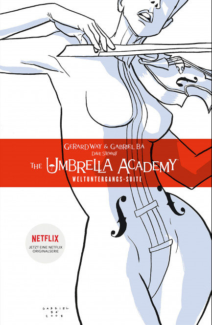 The Umbrella Academy The Umbrella Academy 1: Weltuntergangs-Suite