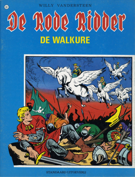 De Rode Ridder De Walkure
