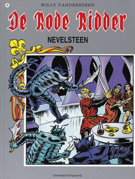 De Rode Ridder Nevelsteen