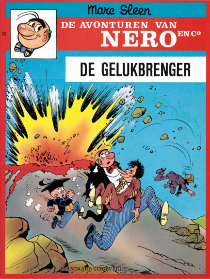 Nero en Co De gelukbrenger
