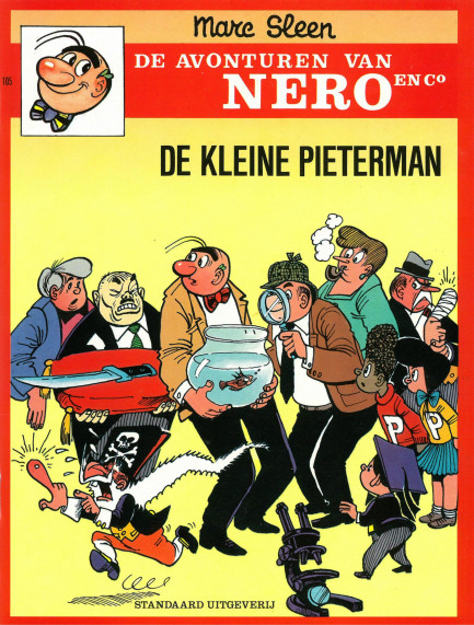 Nero en Co De kleine pieterman