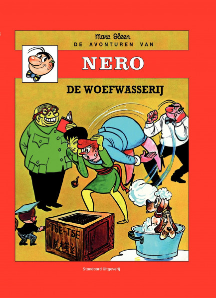 Nero en Co De Woefwasserij