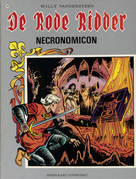 De Rode Ridder Necronomicon