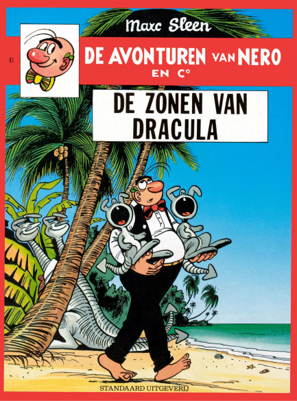 Nero en Co De zonen van Dracula