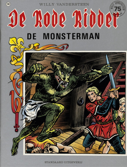 De Rode Ridder De monsterman