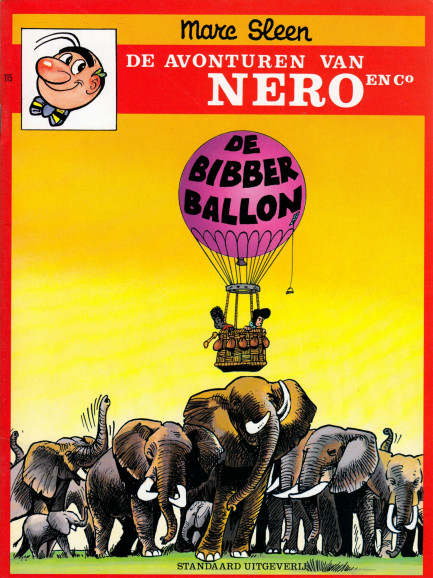 Nero en Co De bibberballon