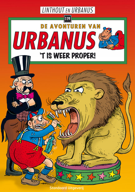 Urbanus t is weer proper !