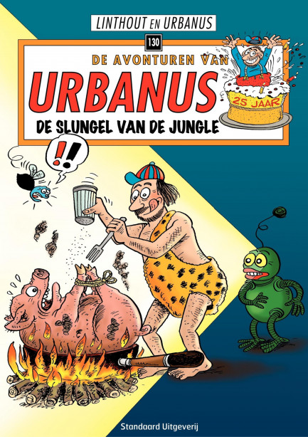 Urbanus De slungel van de jungle
