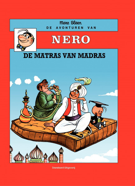 Nero en Co De matras van Madras