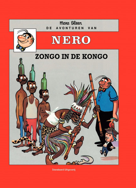 Nero en Co Zongo in de Kongo