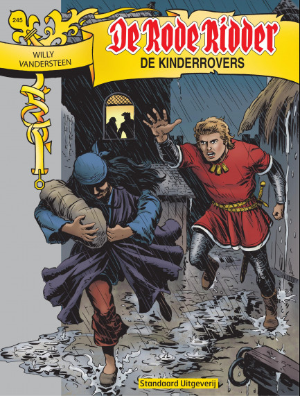 De Rode Ridder De kinderrovers