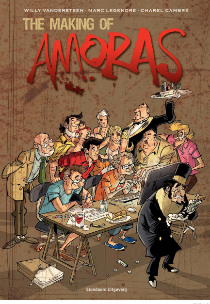 Amoras Amoras, The making of