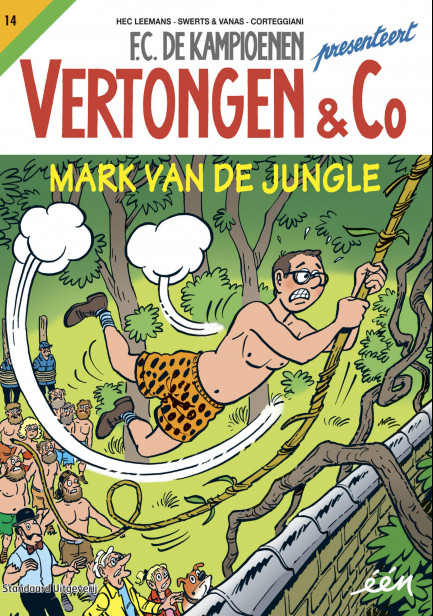 Vertongen & Co Mark van de jungle