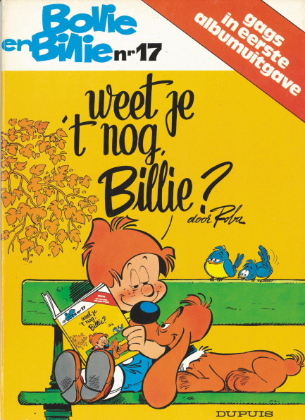 Bollie en Billie Weet je 't nog, Billie?