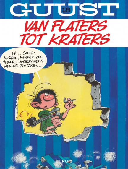Guust Flater Van flaters tot kraters