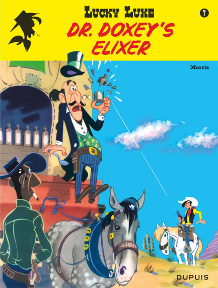 Lucky Luke New Look Dr Doxey's elexir