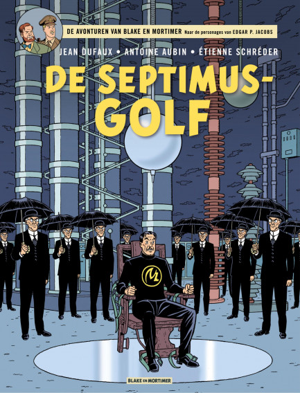 Blake & Mortimer De Septimus-Golf