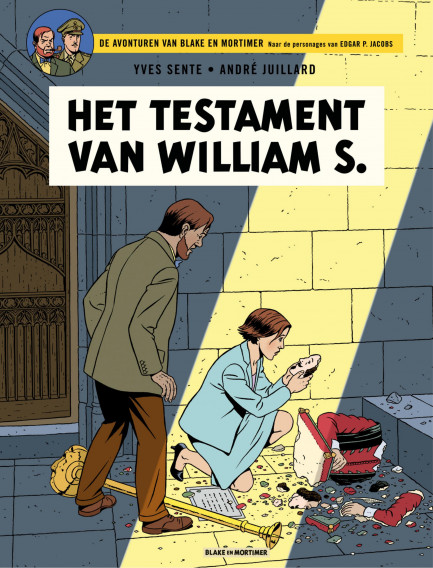 Blake & Mortimer Het testament van William S.