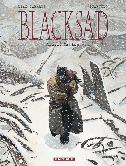 Blacksad Arctic-Nation