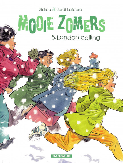 Mooie zomers London calling