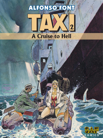 Taxi A Cruise to Hell
