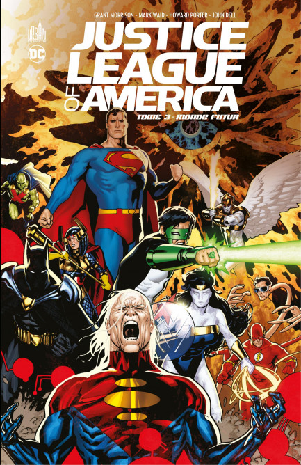 Justice League of America Monde futur