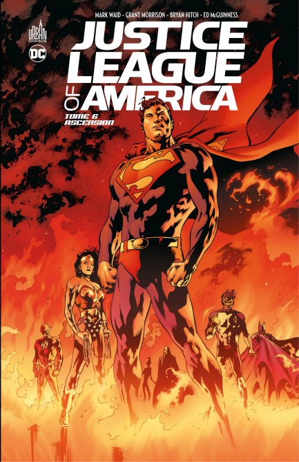 Justice League of America Ascension