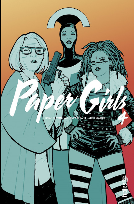 Paper Girls Paper Girls Tome 4