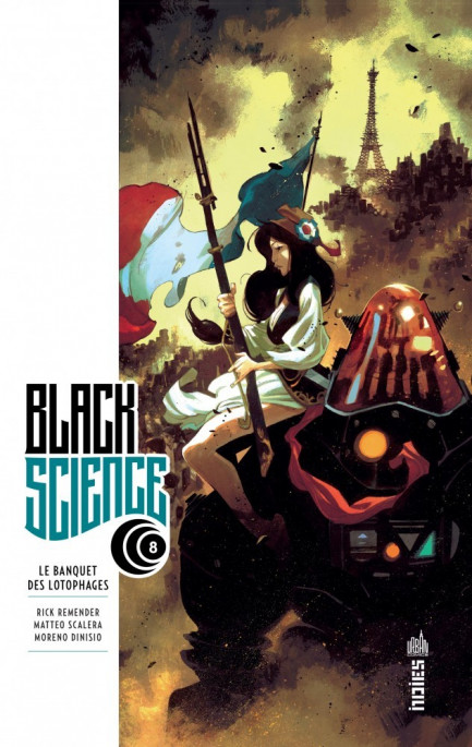 BLACK SCIENCE Black Science Tome 8