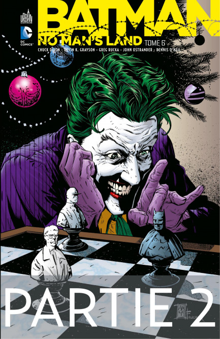 Batman - No Man's Land Tome 6 - Partie 2