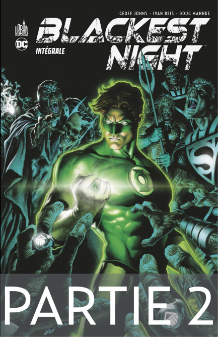 Blackest Night Partie 2
