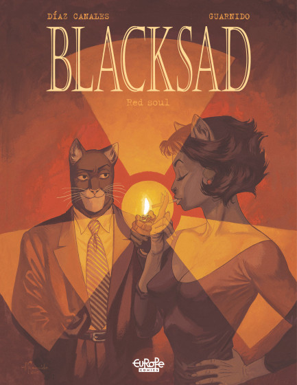 Blacksad 3. Red Soul