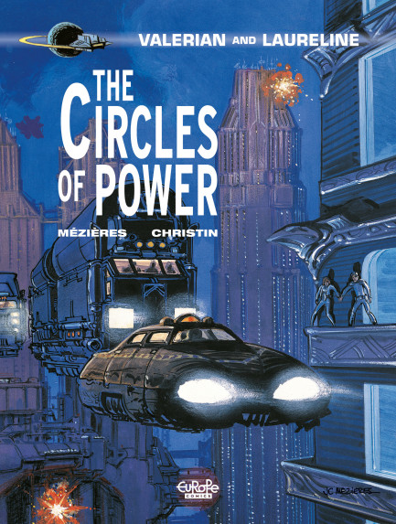 Valerian and Laureline The Circles of Power
