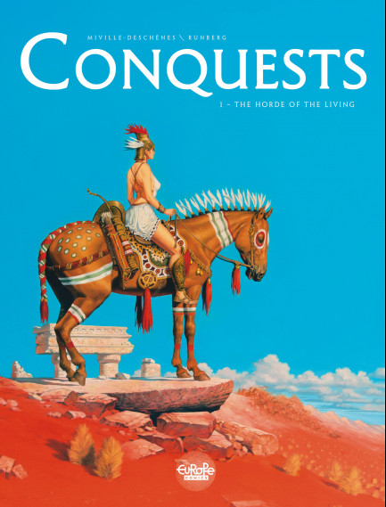 Conquests 1. The Horde of the Living