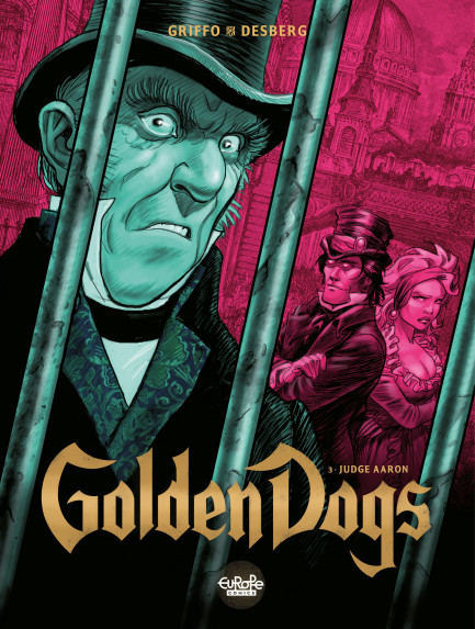Golden Dogs 3. Judge Aaron