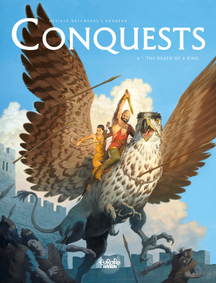 Conquests 4. The Death of a King