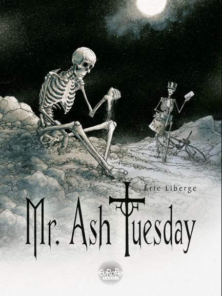 Mr. Ash Tuesday 1. Welcome!